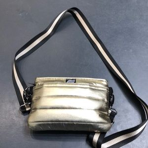 Think royln gold bum bag/cross body bag NWT 66910